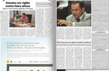 Blog Salada Corporativa no Jornal Corporativo