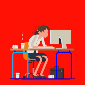 8 sinais de que você está trabalhando demais
